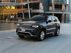 Коврики ЕВА для Jeep Grand Cherokee IV (WK2) (2010-н.в.)